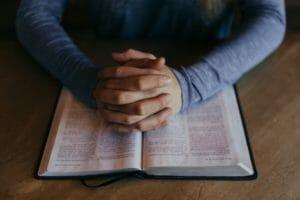 bible priere